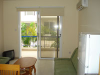 1 BED GROUND FLOOR APT - KISSONERGA - PAPHOS